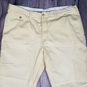Polo By Ralph Lauren Bedford Chino Yellow, 38x32